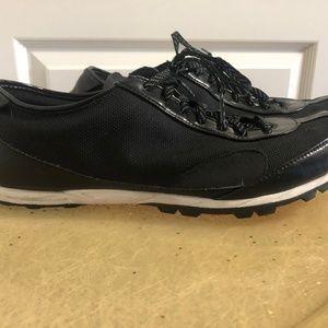 Adidas Stella McCartney black running sneakers 10